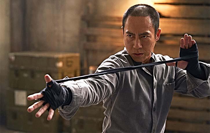 Bruce Khan plays Yool in Revenger