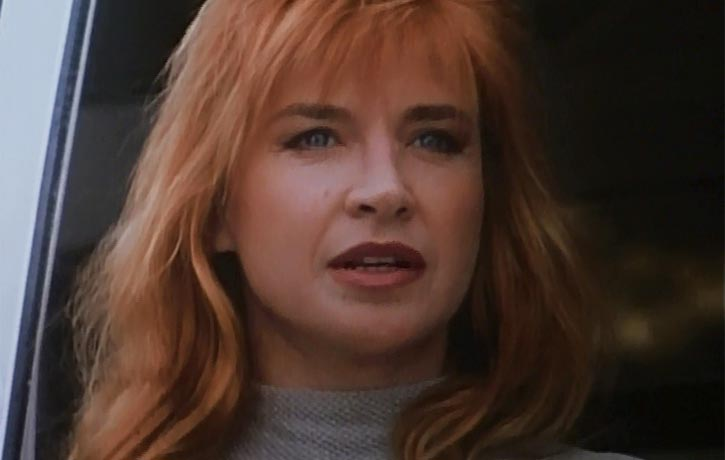 Cynthia Rothrock as McKay in Guardian Angel