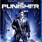 The Punisher -UK Blu-ray cover