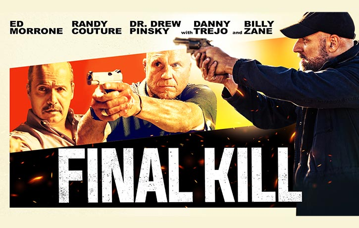 Be sure to check out Randy Couture in Final Kill!