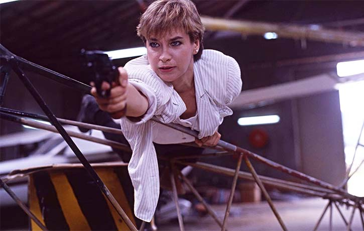 Cynthia Rothrock is among the many interviewees