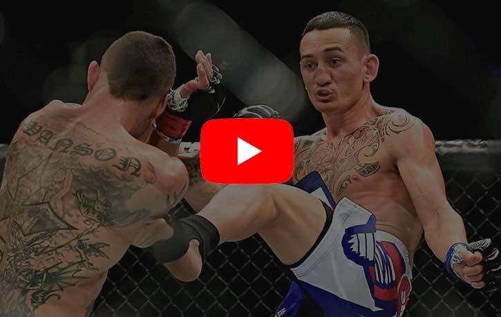 Max Holloway vs Anthony Pettis - Kung Fu Kingdom