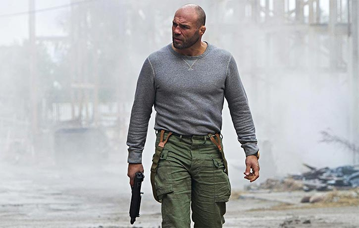 Randy returned as Toll Road for The Expendables 2 and 3