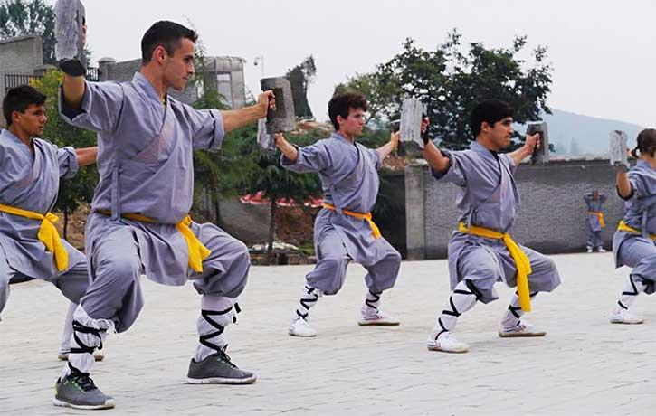 Shaolin Bricks