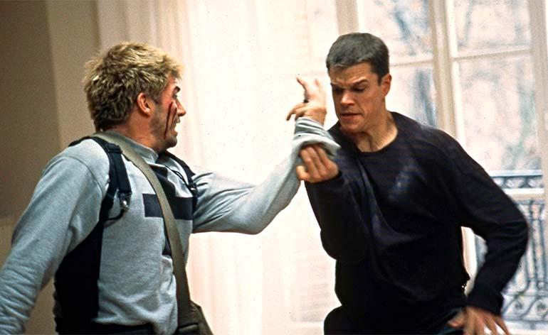 Top 10 Jason Bourne Fight Scenes