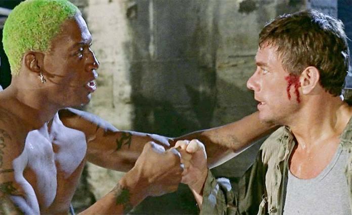 Double Team (1997) Blu-ray version - Kung-fu Kingdom