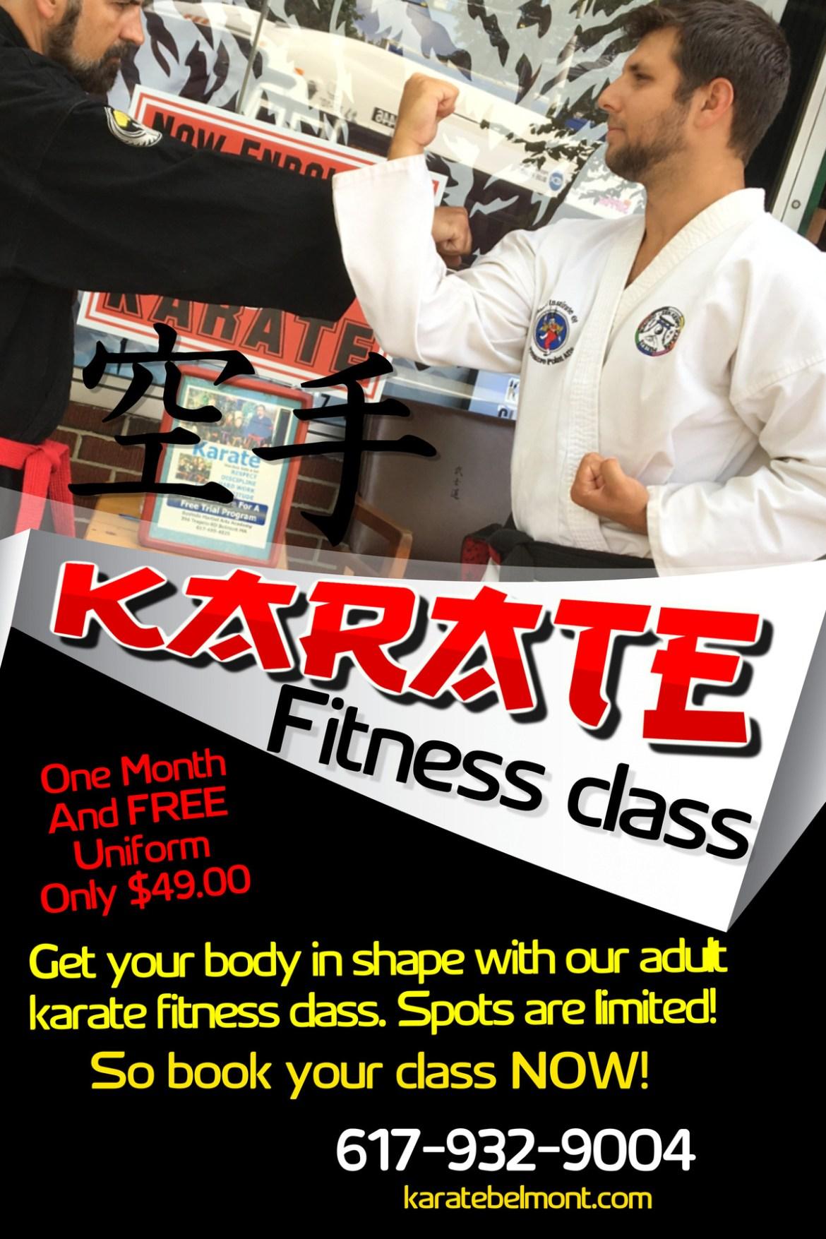 karate watertown ma
