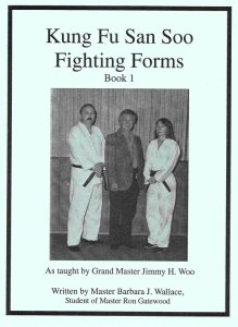 Kung Fu San Soo Fighting Forms - Book 1