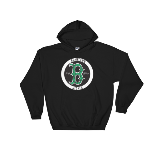 Beantown Stoner Hooded Sweatshirt