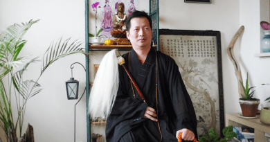 Kungfu Qi Gong Treatment
