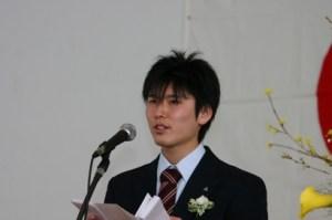 九里学園平成23年度卒業式