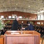 九里学園平成25年度入学式