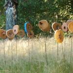 8 Outdoor Skulpturen Flower 2012 3 Kunst In Holzkunst In Holz