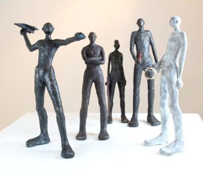 Skulpturen Andrea Matheisen