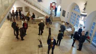 "Ausstellung ""Spurensuche"" Barbara Goertz & Andrea Matheisen"
