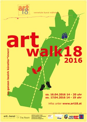 artwalk18 2016 plakat