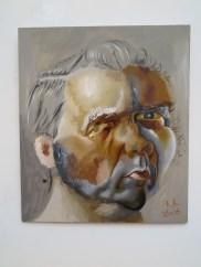 Philip Akkerman, zelfportret, 2006