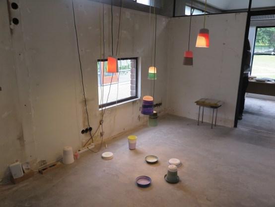 Sarah Meyer / Laura-fugman unfolding-pigments