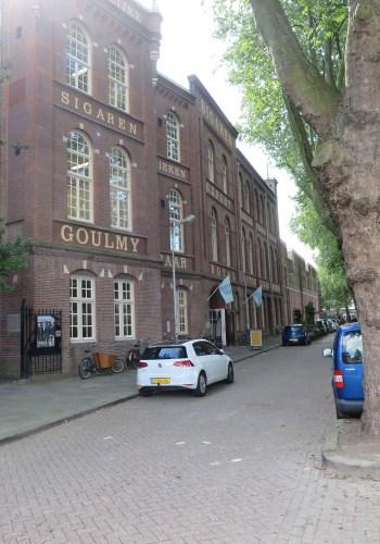 Willem II fabriek - 's-Hertogenbosch