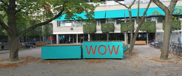 WOW-Amsterdam, Hostel en creatieve broedplaats.