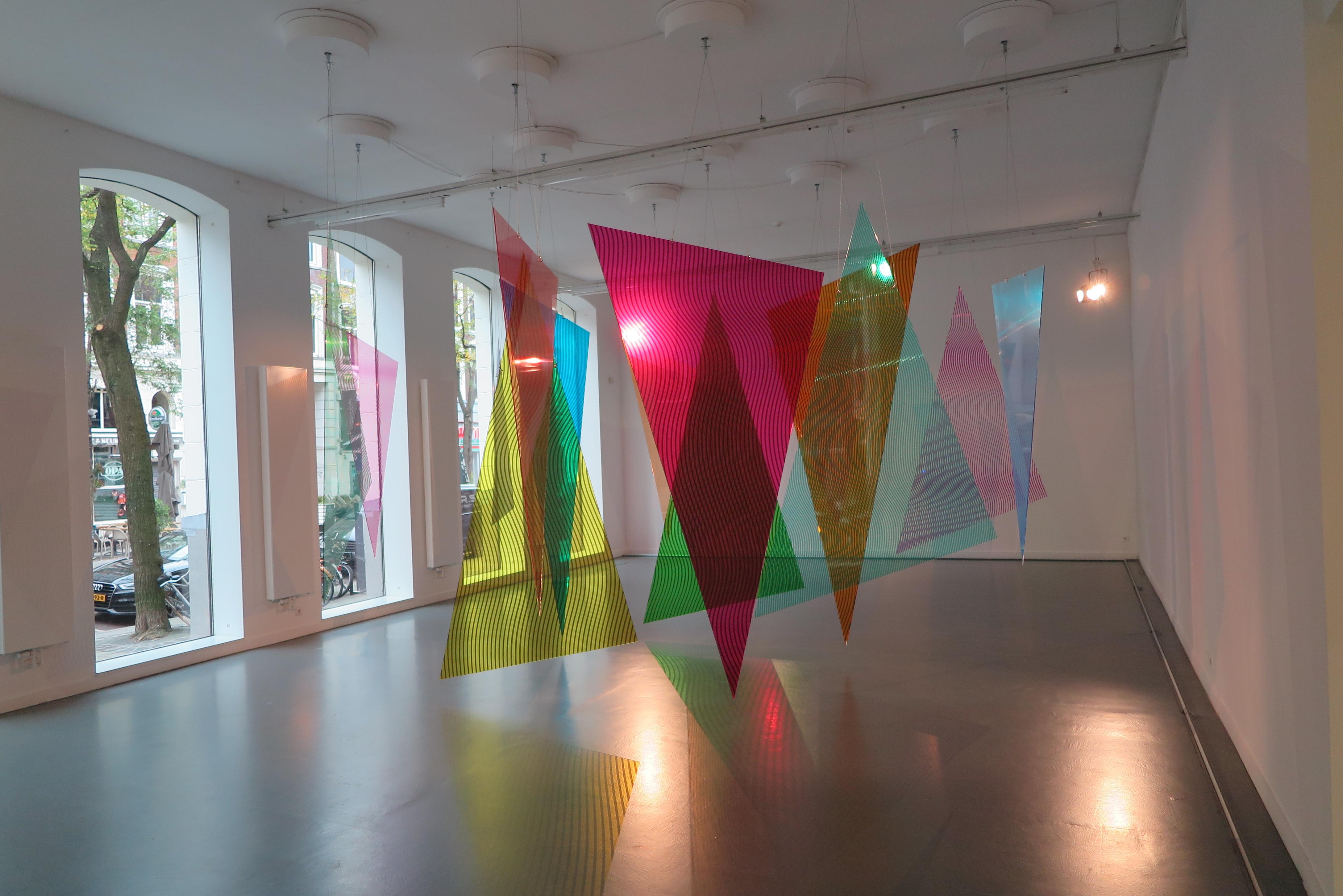Nicky Assman - Radiant - installatie - 2015