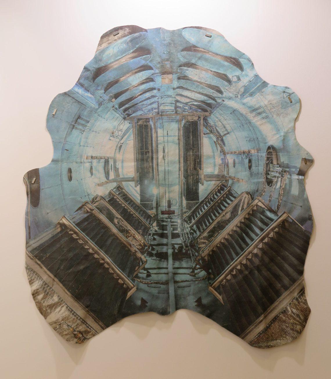 Art Rotterdam 2017 - Sarah Ancelle Schonfeld - Dapiran Art Project Space