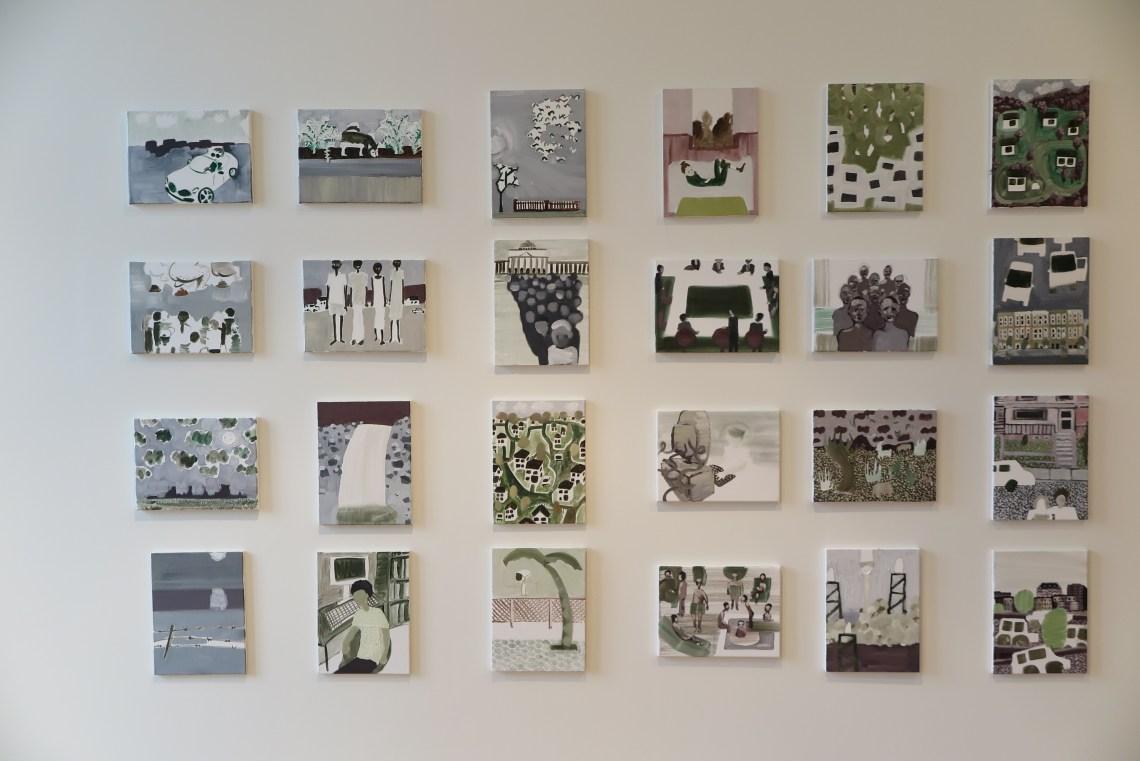 Miko Veldkamp - galerie Rianne Groen