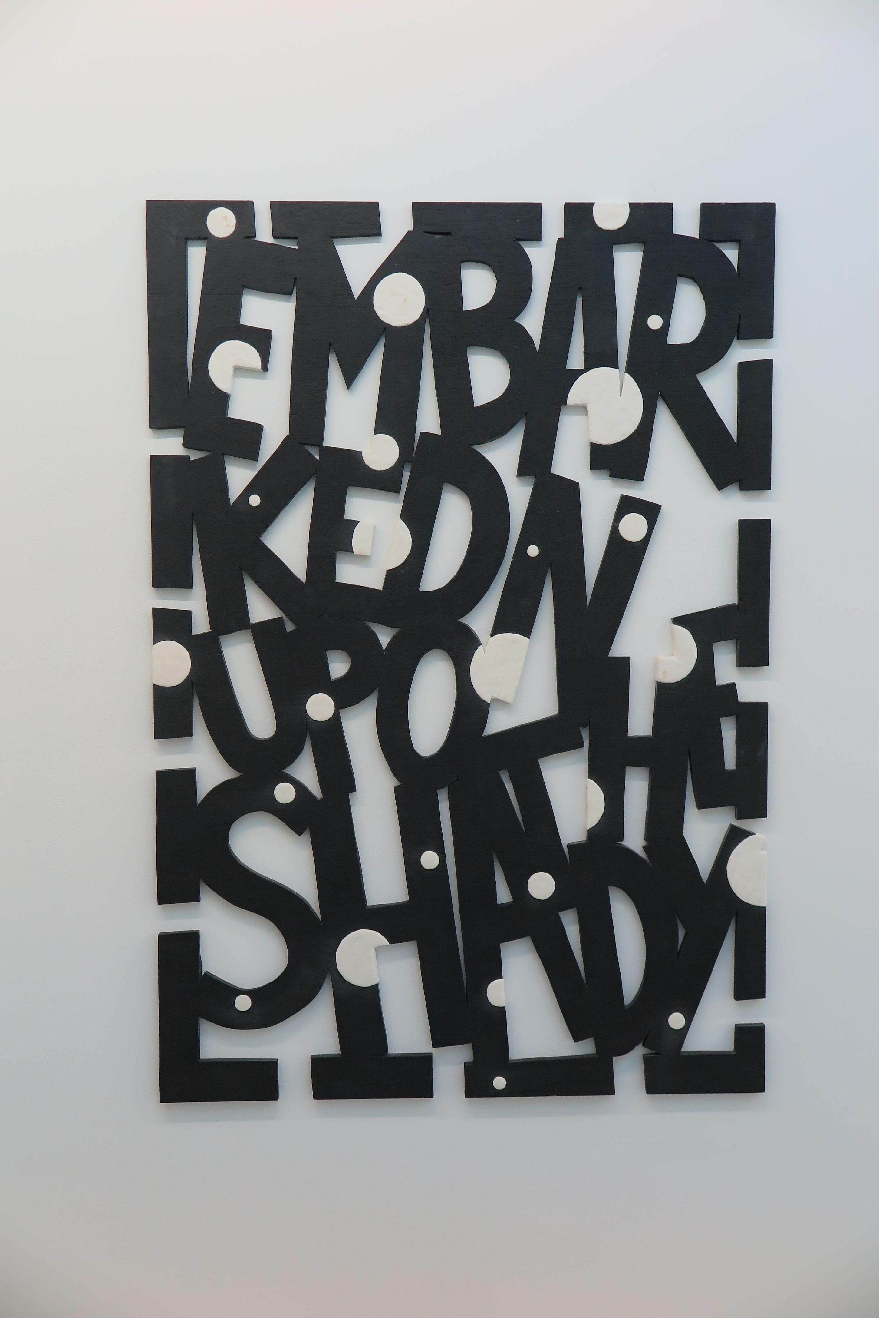 Gerard Koek - Words 48 - 2016