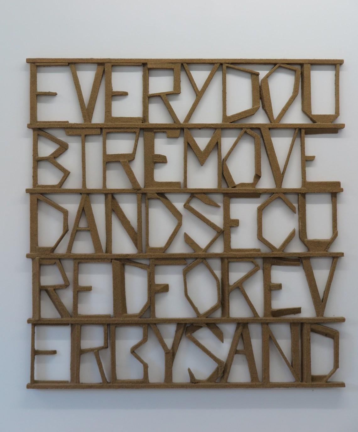Gerard Koek - Words27 - 2013
