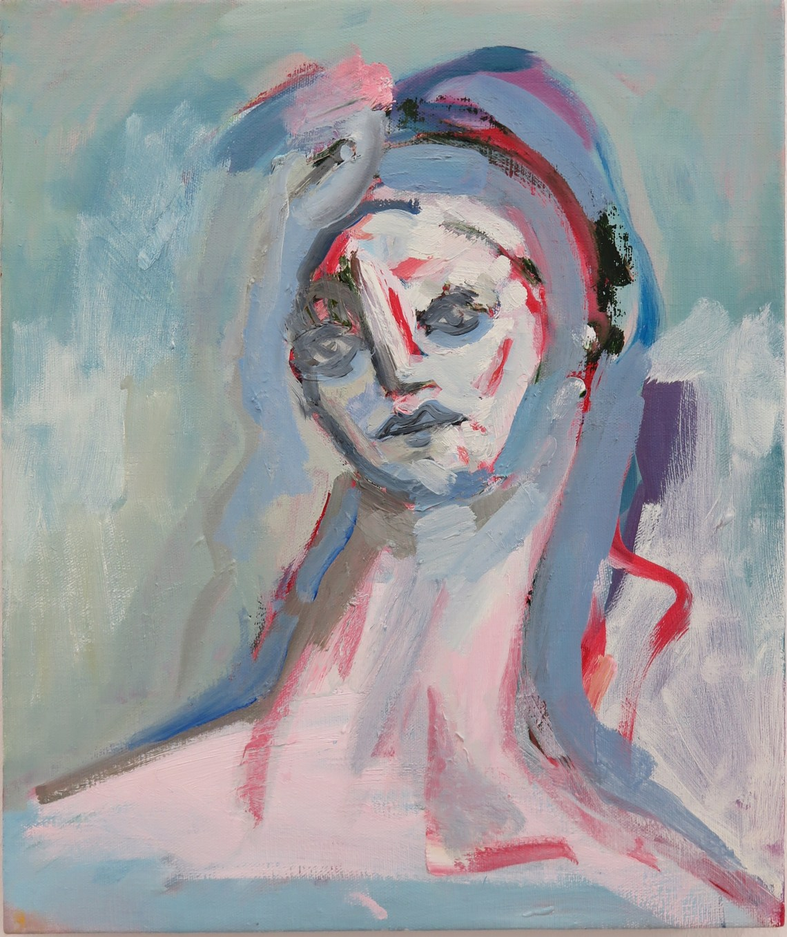 Jay Miriam - Female Bust