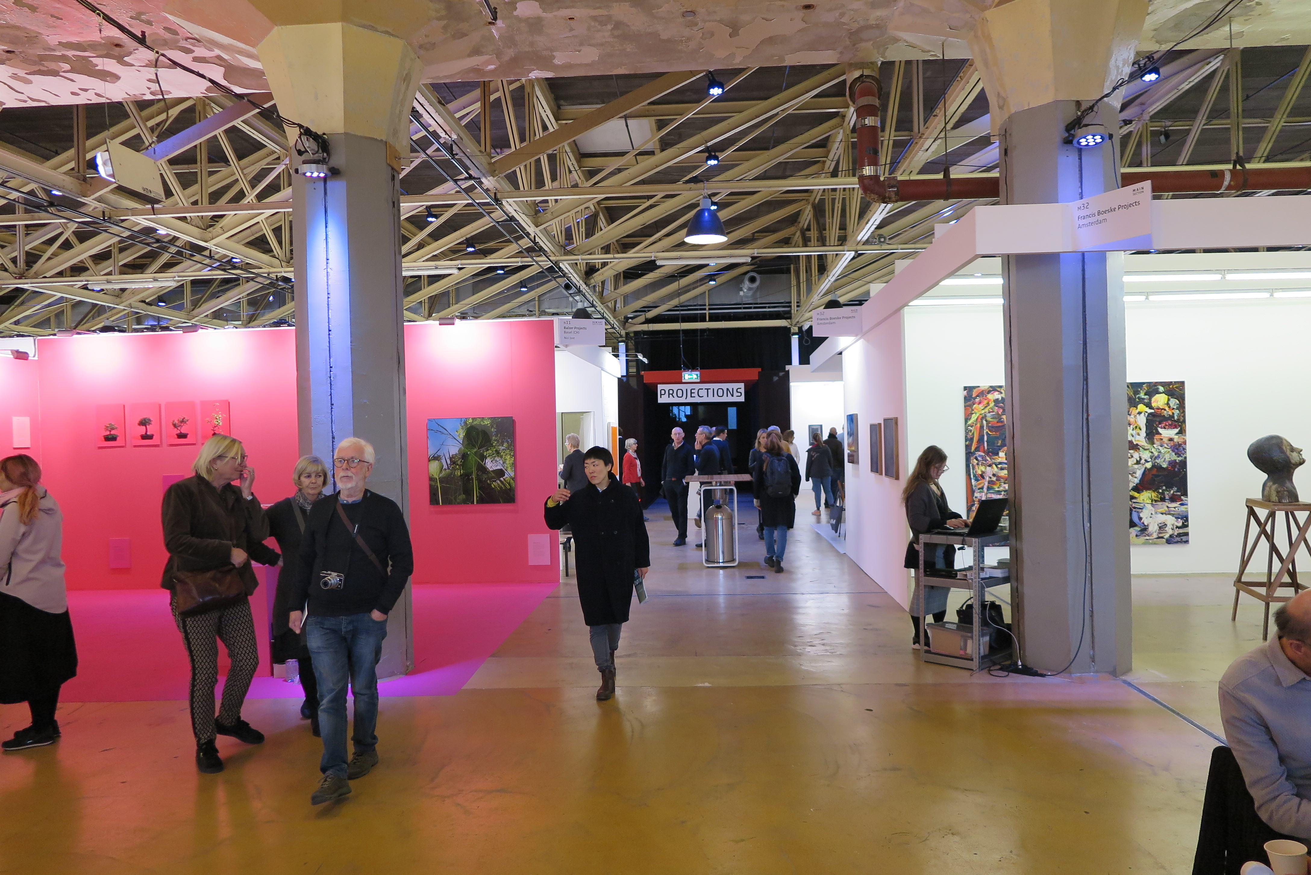 Art Rotterdam 2018 - Overzicht