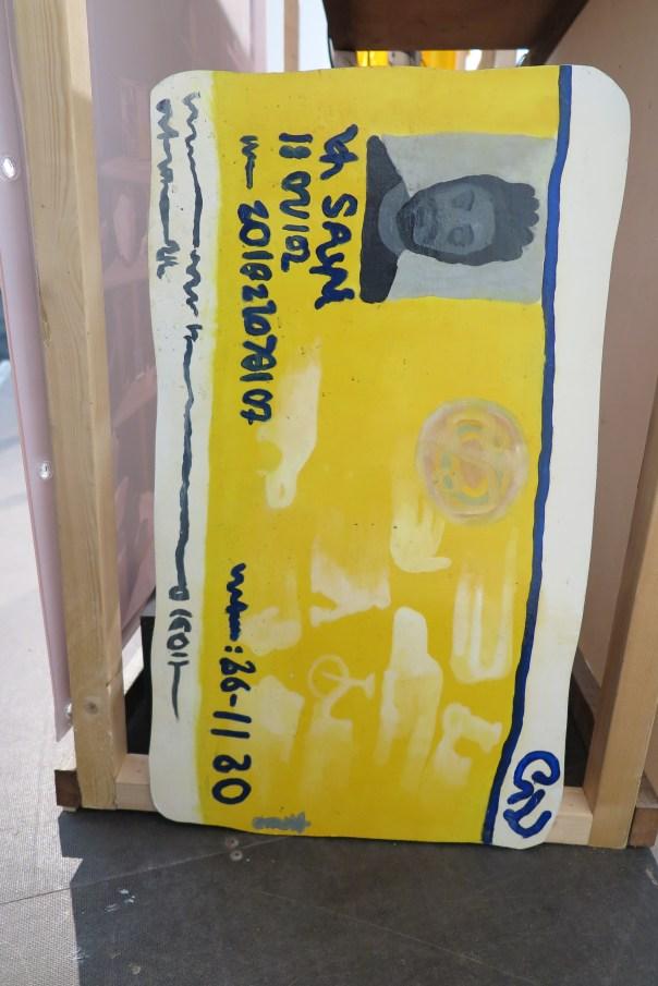 Galerie:Sign. Kunstenaar: Salim Bayri (Intersections)