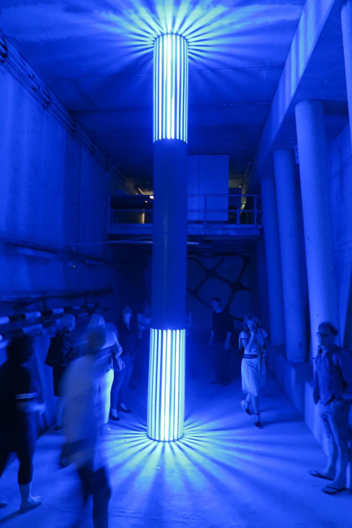 Tamar Frank - Lichtsculptuur