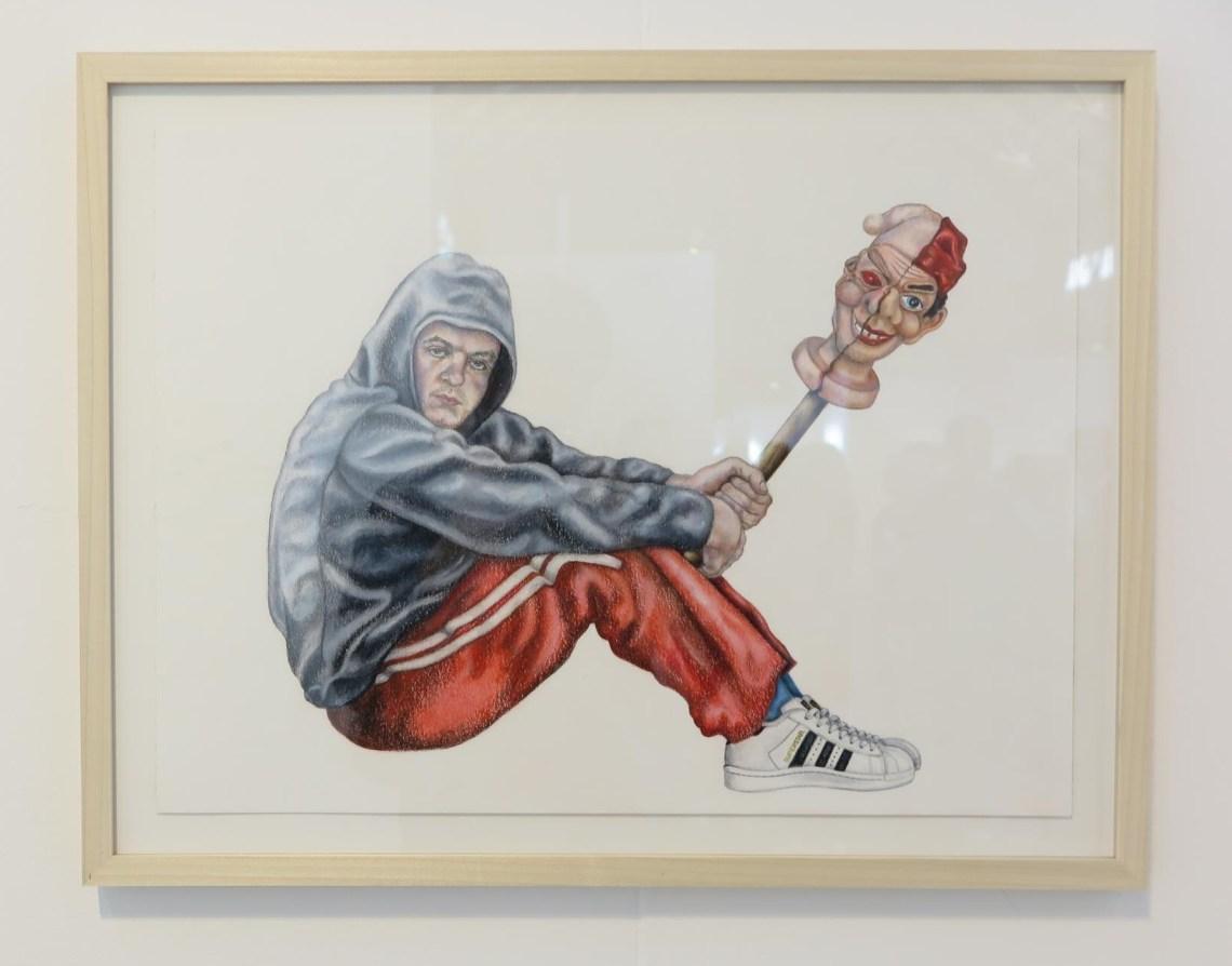 Marthe Zink - galerie Jan van Hoof