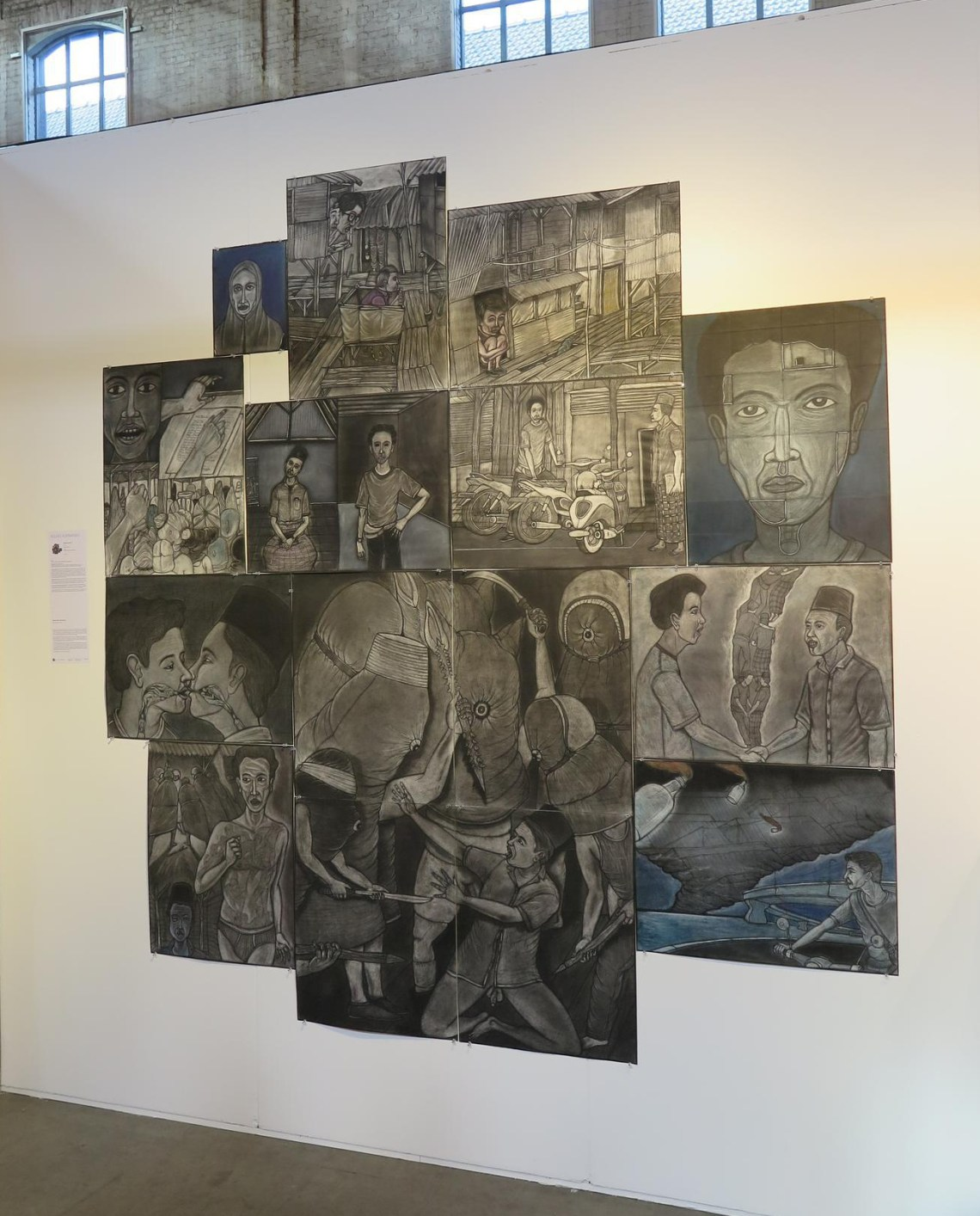 Angung Kurniawan - galerie Lukison