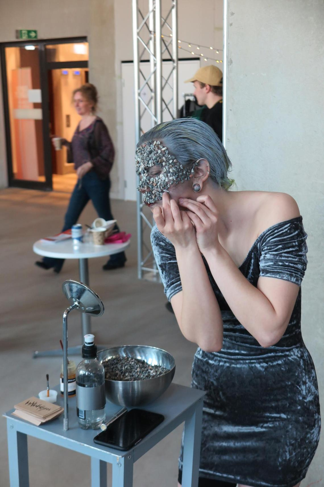 Heidi Edström - The Penal labour