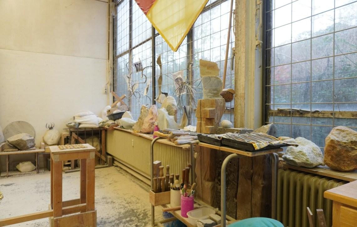 Atelier van Vivienne Doeland