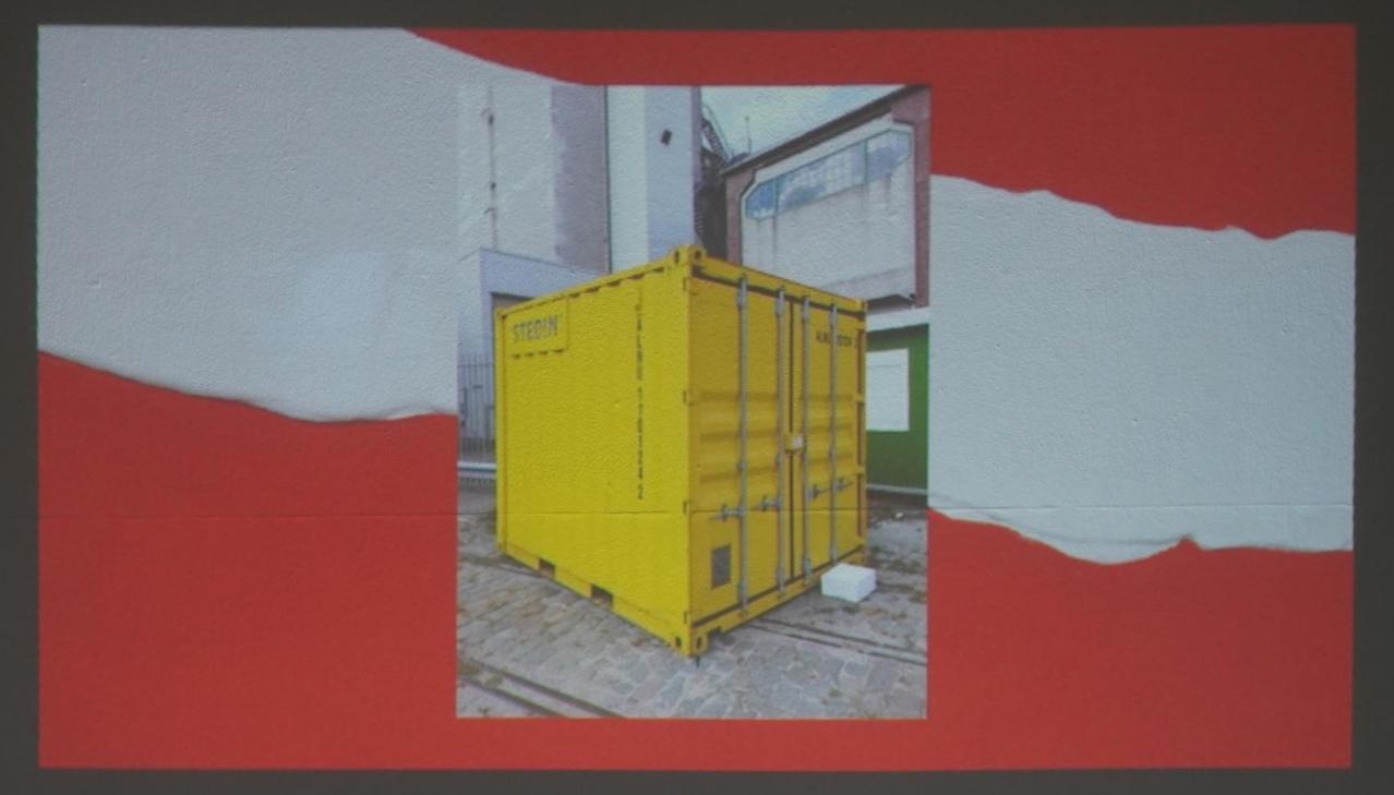 Diashow van objecten die Cindy Bakker heeft gefotografeerd ter inspiratie voor haar werk