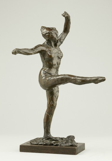 Edgar Degas - Kleine Danseres