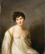 Madame Récamier - Firmin Massot