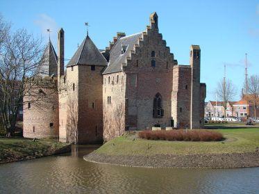 Kasteel Radboud in Medemblik