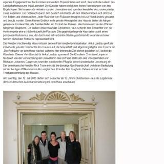 Bericht und Fotos: Angelner Nachrichten ©