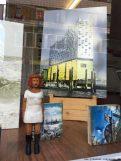 Lola an der Elbphilharmonie