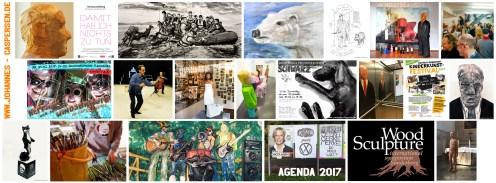 Agenda 2017 - Das war mein Jahr in Bildern!