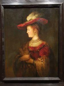 Saskia - Rembrandt