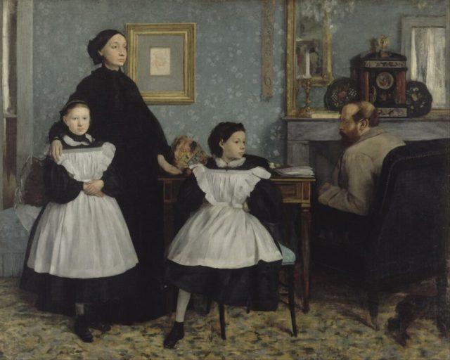 Edgar Degas -The Bellelli Family -Google_Art_