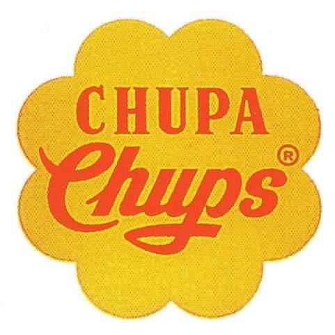 Chupa Chups logo 1969
