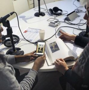 Kunstkijken via de Radio