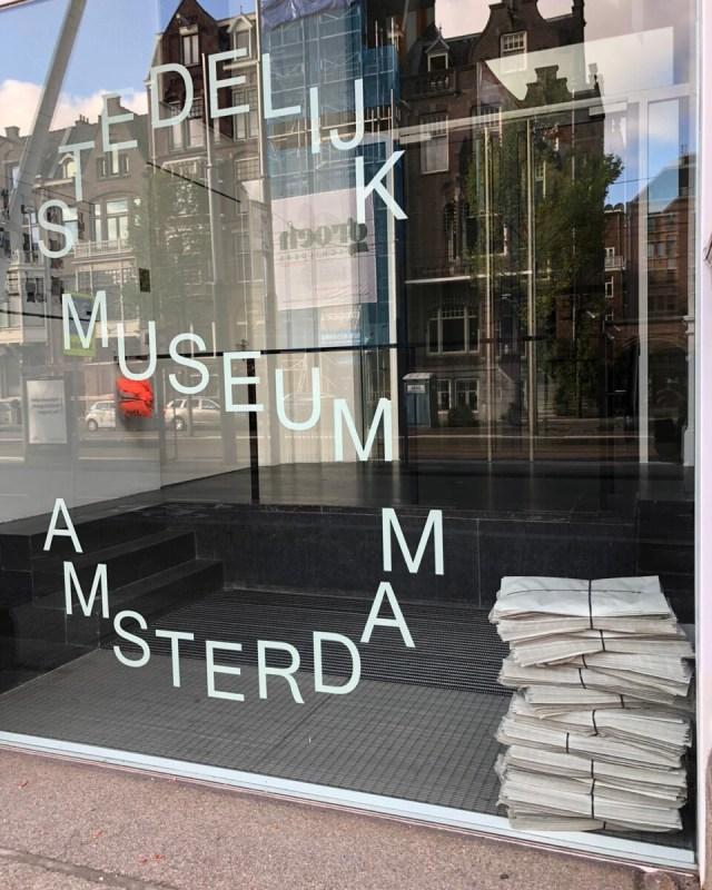 Navid Nuur - Stedelijk Amsterdam