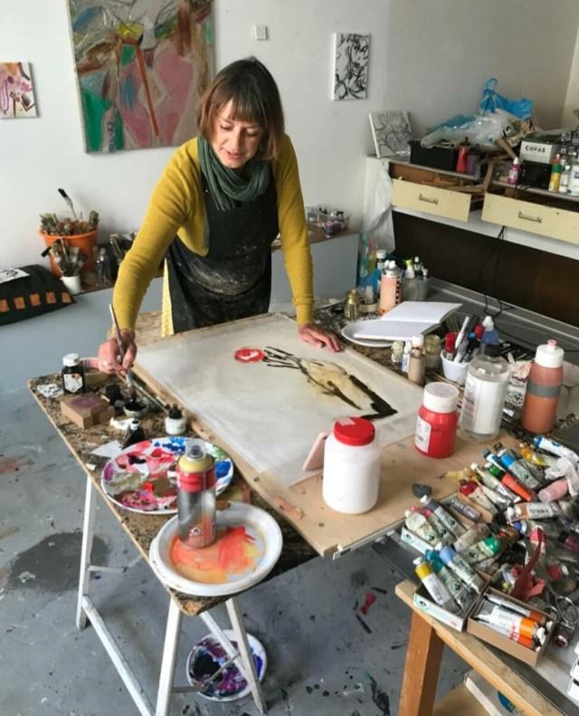 Marijke de Vries - Tinder Times